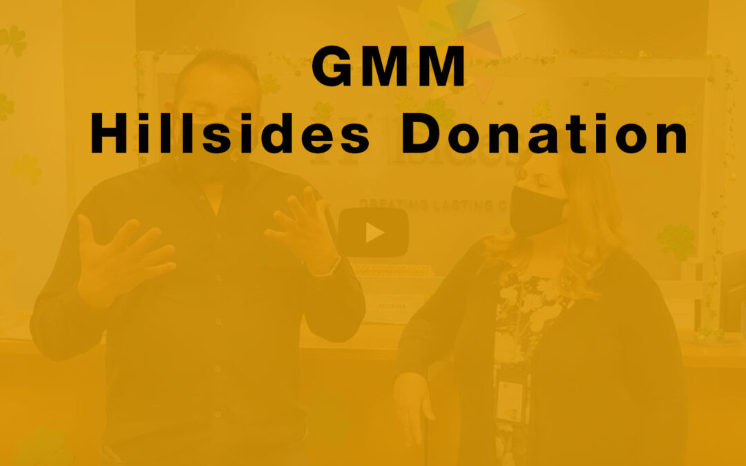 Hillside Donations